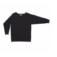 MINGO. sweater(black )