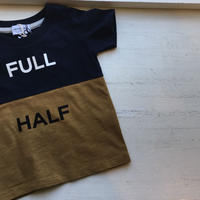 ARCH&LINE SURABU FULL TEE (NAVY)  men's