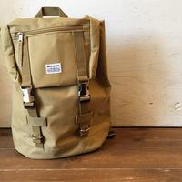 ARCH&LINE UTILITY BAG (BEIGE)
