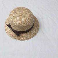 カンカン帽(ブラウン)