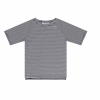 MINGO.   T-shirt  (b/w stripes)