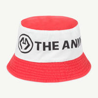 THE ANIMALS OBSERVATORY STAFISH  KIDS  HAT(RED/NAVY)