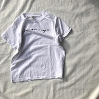 Tシャツ(ホワイト)90/100/110/120/130/150