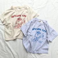 サリーTシャツ(レッド/ブルー)