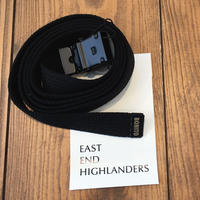 EAST END HIGLANDERS  Belt(black)