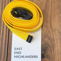 EAST END HIGLANDERS  Belt(yellow)