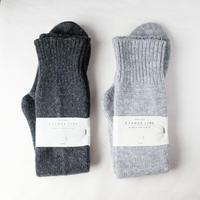 ARIES  牡羊座の靴下  23-25cm  /  KARMAN LINE(カーマンライン)