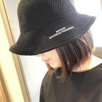 y727t様☆MAISON MAVERICK PRESENTS ハット ブラック