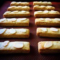 レモンスティッククッキー