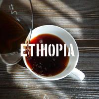 エチオピア Gー1 コンガ ウォッシュド 浅煎り 100g