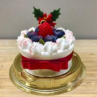 わんちゃん用 古典的なクリスマスケーキ
