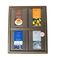 Ginoスペシャルティコーヒー/オリジナルブレンドドリップパック4種セット(化粧箱入り)