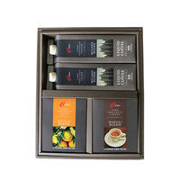 Ginoスペシャルティコーヒ-/リキッドコーヒー2本とオリジナルブレンドドリップパック2種セット(化粧箱入り)