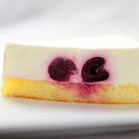 至福のレアチーズケーキ