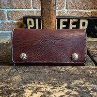 Dutch Leather Company × Japanese Silver Smith MASAYOSHI garcon wallet