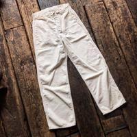 FULLCOUNT / USN Seamaens Trouseras (White)