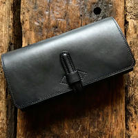 CALIFORNIA HARVEST / LONG WALLET (BLACK)