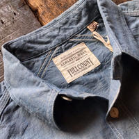 FULLCOUNT / TRIPLE STITCH CHAMBRAY SHIRTS