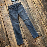 HIGHWAY NINE ハイウェイナイン STRETCH BLACK  SKINY (USED WASH BLACK)