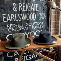 THE.H.W.DOG & CO. / TRAVELERS-HAT