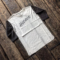 FULLCOUNT / RIB STICH BASEBALL T SHIRT