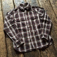 FULLCOUNT / 25th Original Ombre Check Nel Shirts【25TH ANNIVERSARY ITEM】
