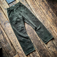 CWORKS 【Albans / Work Pants】(Corduroy)  2020 A/W (FINE CREEK )