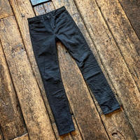 HIGHWAY NINE ハイウェイナイン STRETCH BLACK SKINY (BLACK)