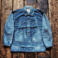 "FULL COUNT / US Army Pullover Shirt ""FUBAR"""
