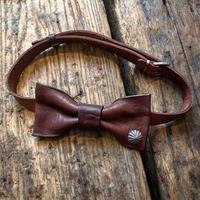 Dutch Leather Company × Japanese Silver Smith MASAYOSHI bow tie