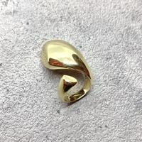 Big unique ring(GOLD) /  RG-043