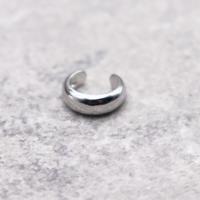 Small Ring Cartilage Ear Cuff (SILVER)  / EC-036