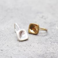 Small Clip Ear Cuff (SILVER/GOLD) / EC-024