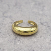Crescent ring(GOLD) / 2103-RG070
