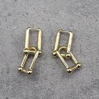 Chain hoop  pierce(GLD)/  2103-PR097