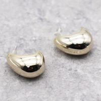 Metal Mini hoop Pierce(Gold) / 2102-PR028