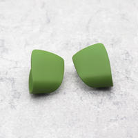 Metal Color Plate Pierce(Leaf) / 2102-PR026