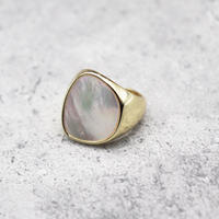 Shell Combination ring(GLD) / 2101_RG059