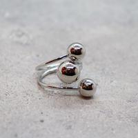 Small ball ring(SILVER) /  2104_RG038