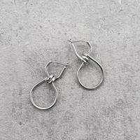 Nejineji simple pierce(SILVER)   /   PR-168