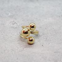Small ball ring(GOLD) /  RG-038