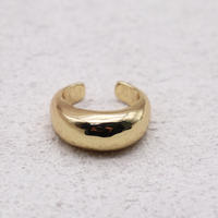 Crescent ring #2(GOLD) / 2104-RG076