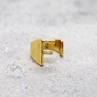 Initial ring(PINK GOLD /  F) /  RG-PG045