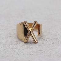 Initial ring(GOLD / X) /  RG-GL045