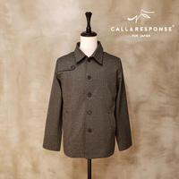 メランジポンチシングルジャケット CALL&RESPONSE 192-1101-02