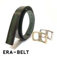 【もうベルトで悩まない。】ERA-BELT/エラベルト/グリーン