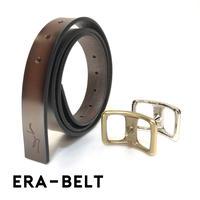 【もうベルトで悩まない。】ERA-BELT/エラベルト/ブラウン