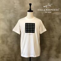 錯覚BOXプリントTEE CALL&RESPONSE 201-1324-20