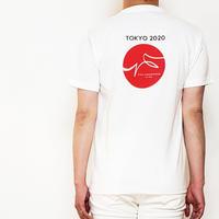 TOKYO2020 TEE/ ホワイト /201-1324-21