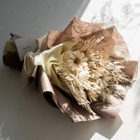 【マーガレットホワイト】 白の花束
